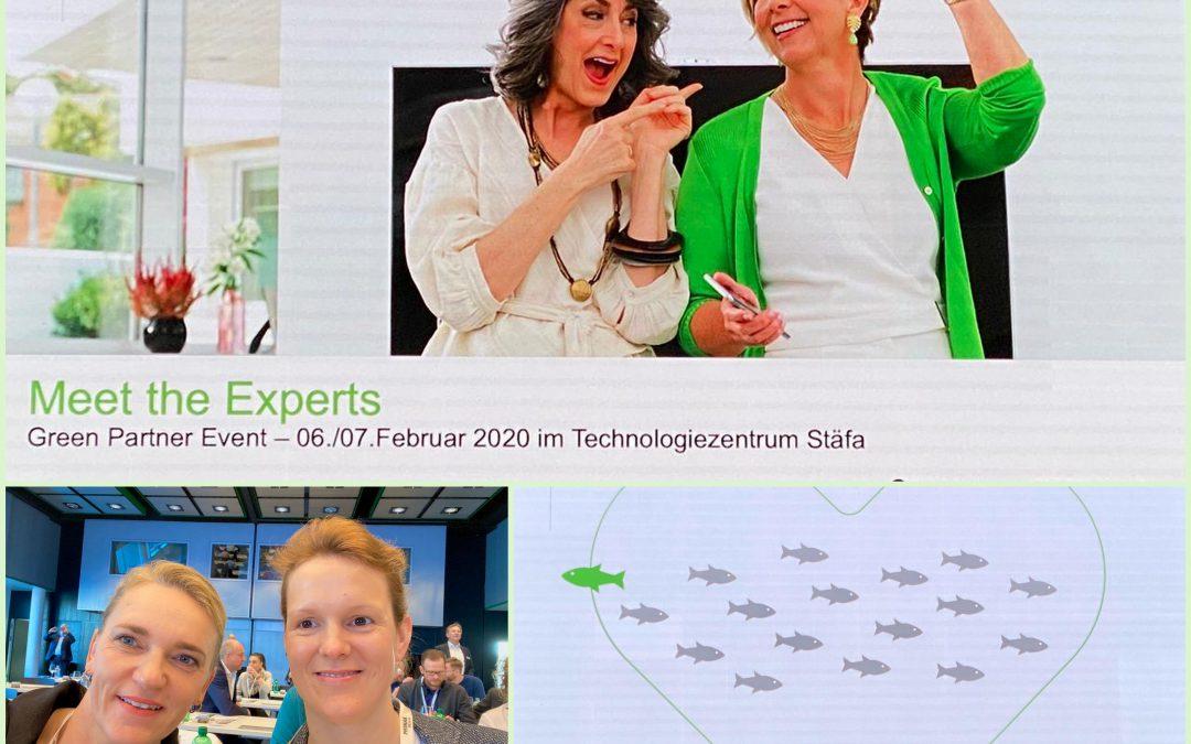 Green Partner Treffen in Stäfa, Schweiz
